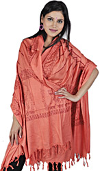 Goddess Durga Prayer Shawl