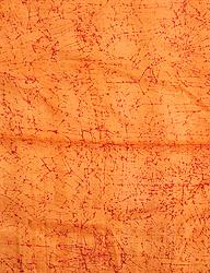 Batik Dyed Fabric