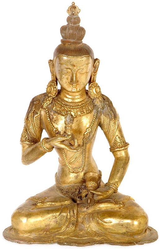 Adi Buddha Vajrasattva