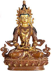 Amitayus Buddha - Who Bestows Boundless Life