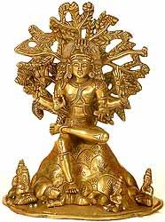 Dakshinamurti Shiva