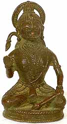 Tribal Hanuman