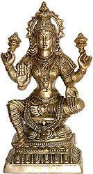 Four-Armed Blessing Lakshmi