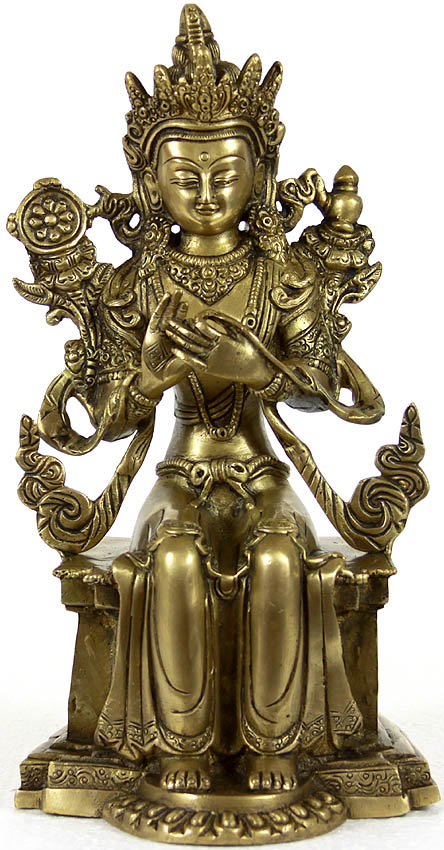 Bhadrasana Maitreya
