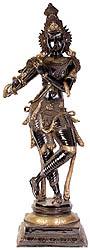 Why is Krishna Black?