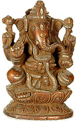SCULPTURES OF LORD GANESHA