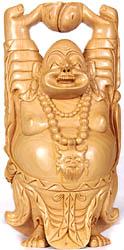 Budai or The Laughing Buddha