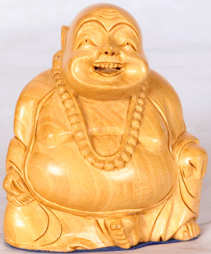 laughing buddha drawing - photo #31