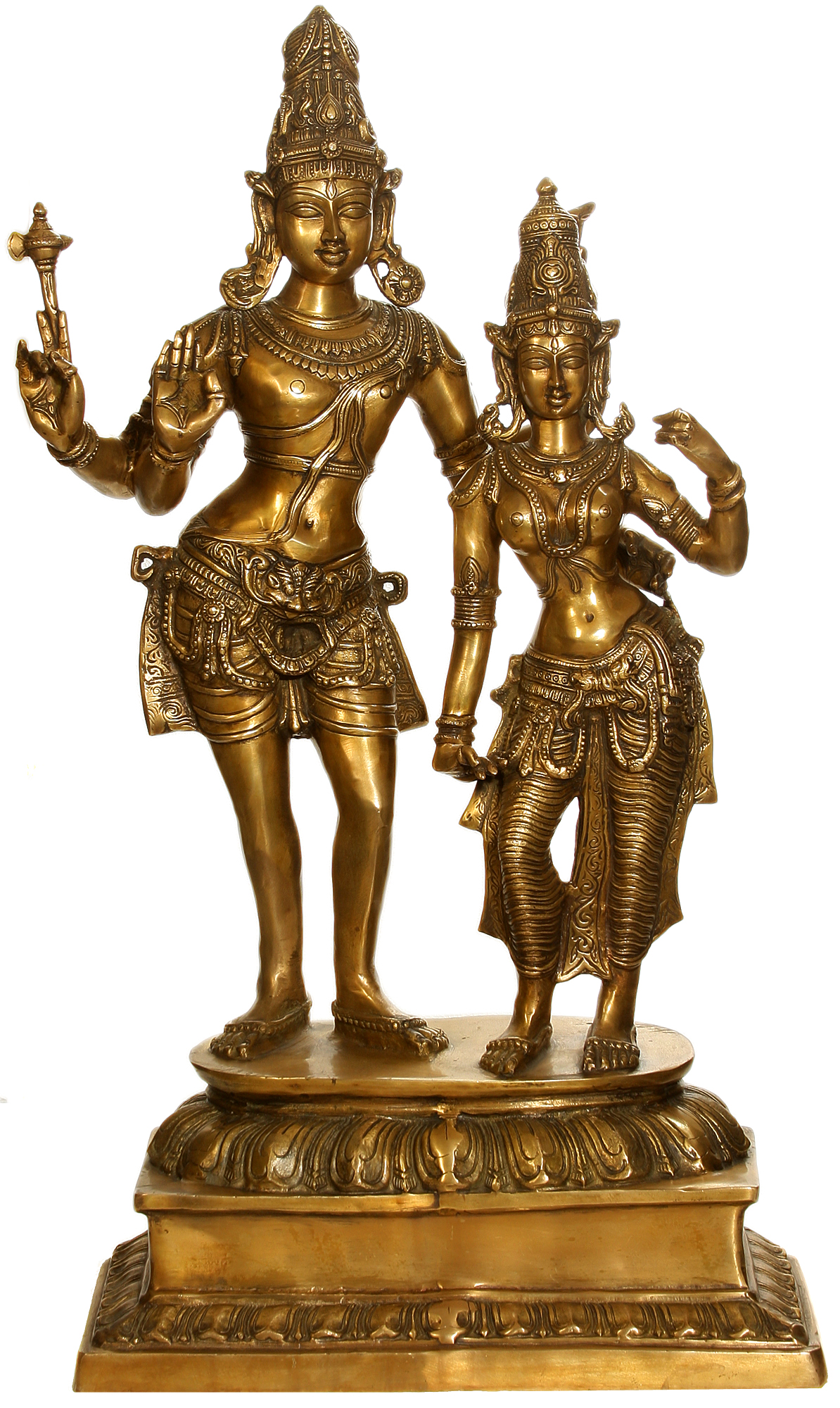 Dancing shiva small rectangle shiva abalonelocal color most colored -  10 Shiva Parvati Statue Lord With