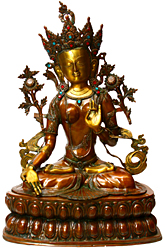 Mother Goddess White Tara