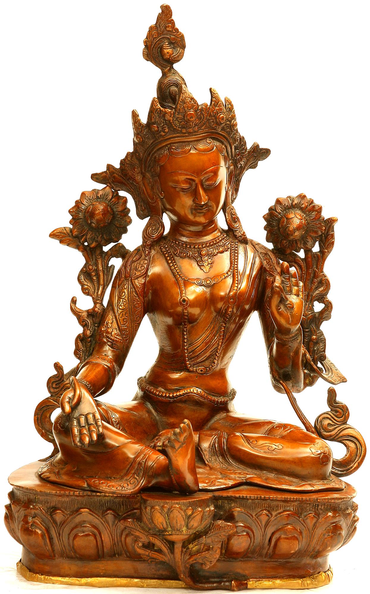 goddess tara buddhist savior