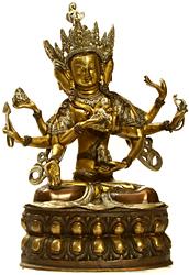 Ushnishvijaya – The Mother of All Buddhas