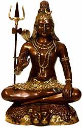 Sadashiva (Five-Headed Shiva)