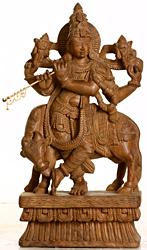 Dhenu-Venu Gopal Krishna