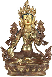 Female Buddhist Deity Tara