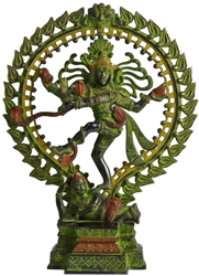 Shiva as Nataraja - Dance and Destruction In Indian Art