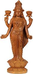 Standing Lakshmi