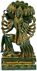 Ten-Faced Mahakali
