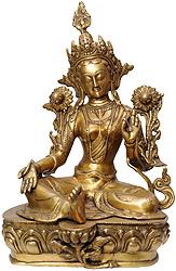 Goddess Green Tara
