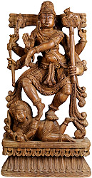 Lord Shiva in Divine Dance