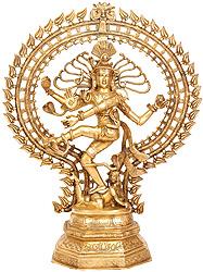 Nataraja (नर्तकों के आदिदेव श्री नटराज)