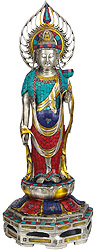Kuan Yin (Japanese Form of Padmapani Avalokiteshvara)