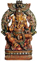 Rinamochana Ganesha