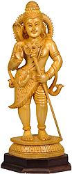 Standing Lord Shiva