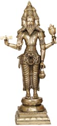 Lord Brahma -  The Creator of the Universe
