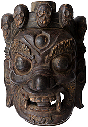 Mahakala Mask