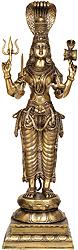 Goddess Parvati as Durga