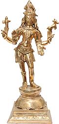 Bhagawan Shiva as Pashupatinath