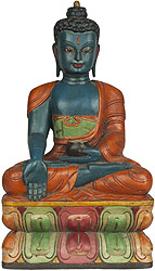 Lord Buddha in Varada Mudra