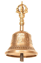 Bell with Dorje Handle