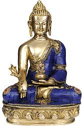 Lapis Lazuli Healing Buddha