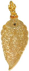 Ganesha Pipal Leaf Agarbatti Stand