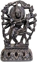 Ten-Armed Dancing Shiva