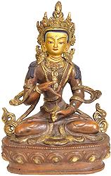 Primordial Buddha Vajrasattva