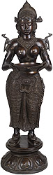 Goddess Deepalakshmi