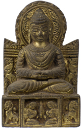 Lord Buddha in Dhyana Mudra (Small Statue)