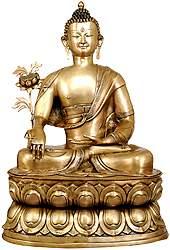 Bhaishajyaguru - The Medicine Buddha