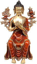 Maitreya - The Future Buddha (To Be Seated on Edge)
