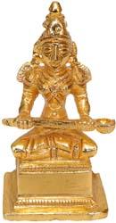 Annapurna Devi (Small Statue)