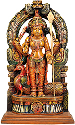 Karttikeya-Hindu War God