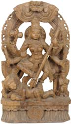 Mahishasur Mardini Mother Goddess Durga