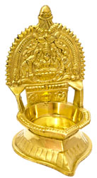 Goddess Lakshmi Lamp