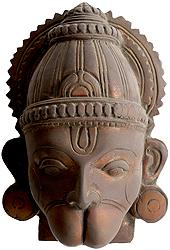 Hanuman Wall Hanging Mask