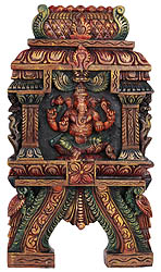 Lord Ganesha (Wall Hanging)