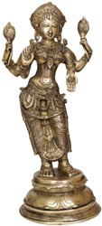Standing Lakshmi Ji