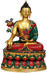 The Finest Medicine Buddha Money Can Buy